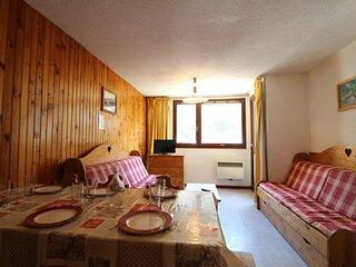 AR0021 appartement dans le village de Lanlebourg à 300m des pistes