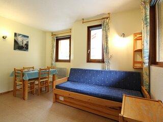 BUC014 : Appartement 4  personnes a Val Cenis Le Haut