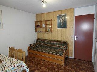 CHA005 : Appartement 4  personnes dans le village de Lanslevillard