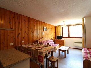 AR0011 appartement dans le village de Lanlebourg à 300m des pistes
