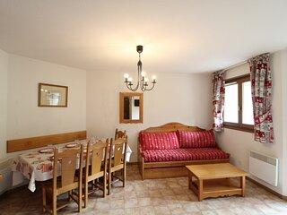 BONB27 - Appartement spacieux  pour 6 personnes  au pied des pistes