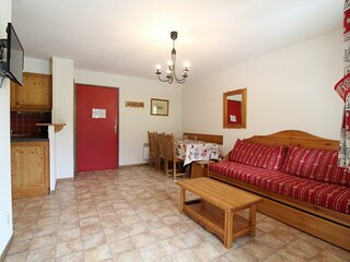 BONB33M - Appartement spacieux  pour 6 personnes  au pied des pistes