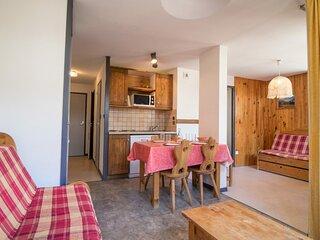 CA0011 Appartement dans le village de Lanslebourg à 300m des pistes