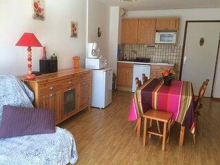 Appartement dans centre du village