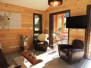 CARLA2 : Appartement T3, neuf, vue dominante sur les pistes
