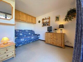 Studio cabine 4 couchages PRAZ SUR ARLY