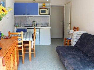 Appartement T2 proche de tout, ideal 4 personnes - Cap d'Agde