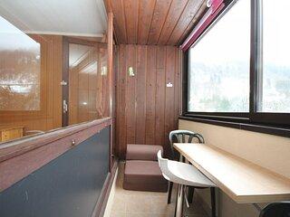 LE MONT DORE CENTRE - Appartement de type T2 avec balcon parking privatif