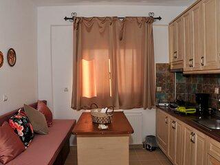 Greece Kalampaka Meteora - Apartments Rooms - Rocks of Meteora monasteries