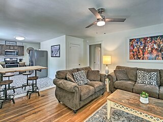NEW! Walk to Oaklawn Racing from Remodeled Home!