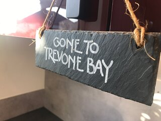 Cosy Holiday Home For 4 In Trevone Bay, Cornwall just minutes From Padstow