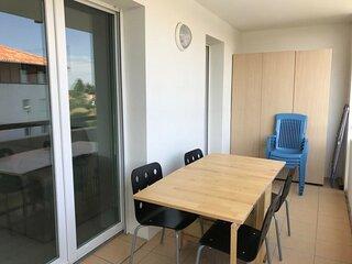 Appartement moderne sur les hauteurs de Hendaye