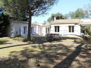 Ile d'Oléron (17) - Dolus d'Oléron - Maison 9 couchages