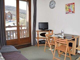 Appartement 2 Pièces cabine 4 couchages RISOUL 1850