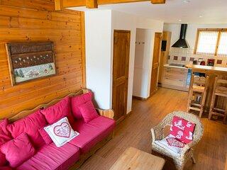 Appartement 4 pièces duplex 6/8 personnes Briançon