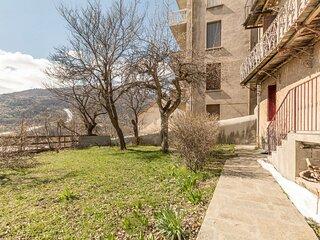 Appartement 3 pièces en rez de jardin - 4/5 couchages Briançon