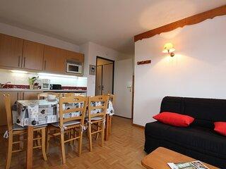 Appartement - 2 pièces - 6 personnes - Puy saint Vincent 1800