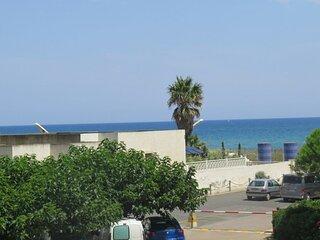 Superbe appartement vue mer avec accès parking  6SAR121B