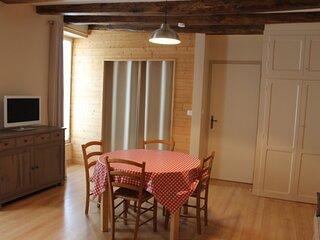 Appartement a 70m des Thermes du Saint Roch