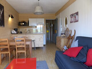 Appartement T2 cosy avec balcon à 2 pas du centre !