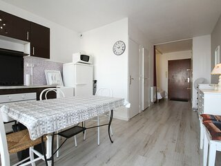 Appartement T1 - RESIDENCE LE COLBERT