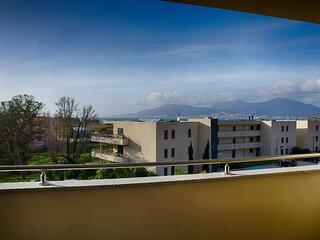 PORTICCIO CENTRE- Appartement tout confort U Frassu F3- 116