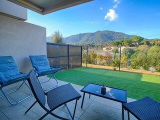 AJACCIO ALATA- bel appartement vue montagne A NEPITA 4