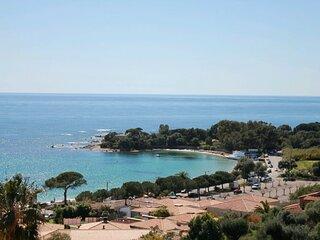 AJACCIO - Très beau studio face à la plage de Marinella ST-K4
