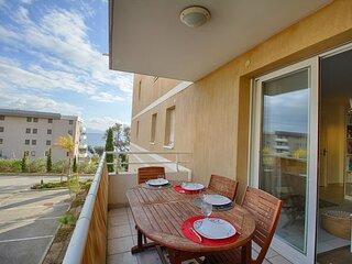 AJACCIO - Superbe appartement Route des Sanguinaires F3-325