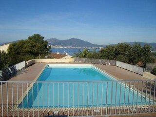 PORTICCIO - Bel appartement dans residence avec piscine et tennis F2-157
