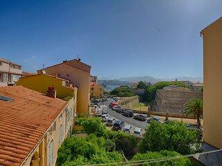 Ajaccio centre ville- superbe appartement F3 Forcioli Conti
