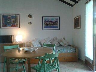 PORTO VECCHIO - Santa Giulia - Mini villa CASTELLO a 250 m de la plage HP81