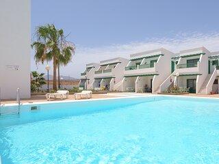 Lanzahost Casa Tibet - 1-bedroom apartment on complex with pool in Los Pocillos