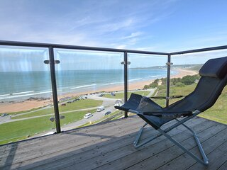 Clifton Court Apt 20 with Heated Pool & Sea Views