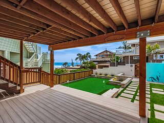 Clean and Private Moonlight Beach Rental