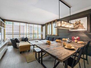 Magnifique appartement renove