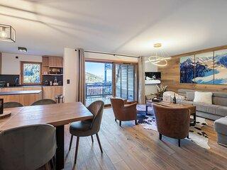 Appartement d'exception en plein centre de Courchevel Moriond