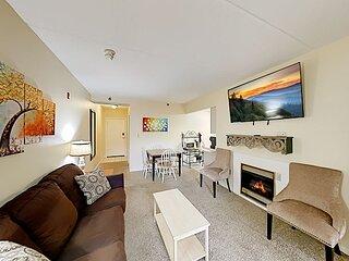 Gatlinburg Towers | Dual Suites, Smart TVs & Balcony | Pool & Hot Tub
