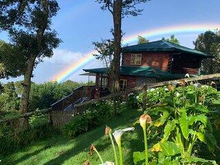 Casa Cielo Rico ~ Your Costa Rica mountain cabin