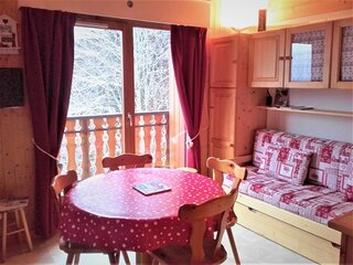 TER-OURS-45- Appartement 2 pieces cabine tout confort  3*