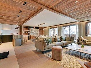 Nouveaute Prestige - Incroyable duplex 14 pers - Sauna- Meribel Rond Point des