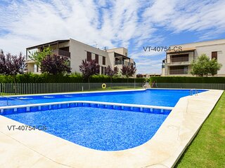 Apartamento junto al campo de Golf. Cerca de las playas de Vinaroz y Peñíscola