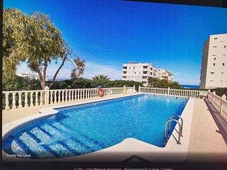Wonderful Views Near To La Mata Beach Torrevieja
