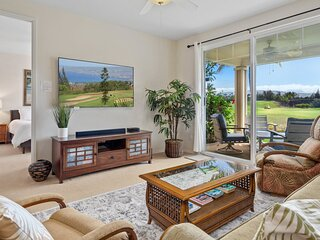 Waikoloa Fairway Villas B4.  Includes Beach Gear!