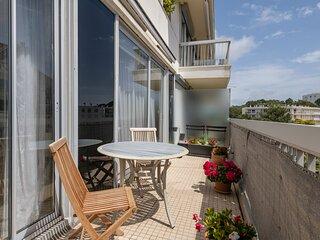 Les Cavalieres - Apt 2 ch avec balcon