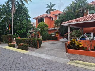 Cosy apartment in a beautiful residence, 5 min walk to Blue Flag Certified Beach