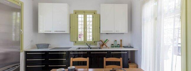Villa Roxanne in Mykonos, holiday rental in Faros Armenistis