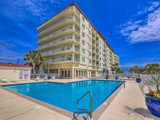 NEW! Waterfront Marina Condo w/ Pool & Gym Access!