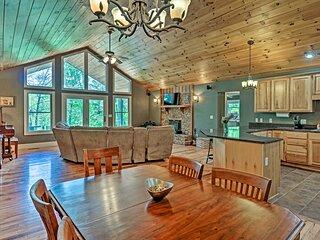 NEW! Private Bryson City Ranch Retreat w/ Mtn View