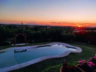 Villa Traditional Estate Pool Garden, 3 bedroom